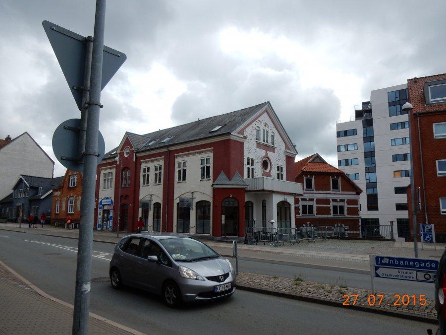 Photo taken at Jernbanegade 3, 8800 Viborg, Denmark with