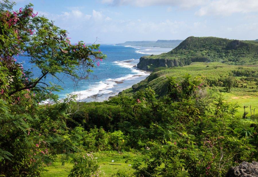 тому гуам остров фото туристов показать фотографии района