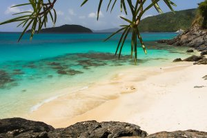 Photo taken at Virgin Islands National Park, North Shore Road, St. John 00830, USVI with Canon EOS 30D