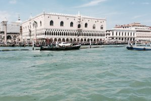 Photo taken at Riva degli Schiavoni, 4195, 30122 Venezia, Italy with Apple iPhone 5s