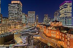 Japan, 〒100-0005 Tōkyō-to, Chiyoda-ku, Marunouchi 都道407号線