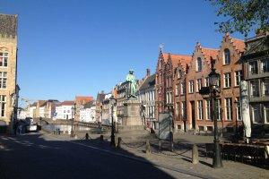 Jan van Eyckplein 1, 8000 Brugge, Belgium