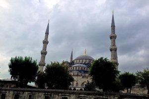 Cankurtaran Mahallesi, Kabasakal Caddesi 1-1, 34122 Fatih/İstanbul, Turkey