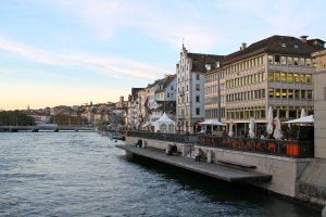 Rathausbrücke 1, 8001 Zürich, Switzerland