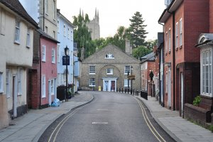 Photo taken at 38-42 Crown Street, Bury Saint Edmunds, Suffolk IP33, UK with NIKON D90
