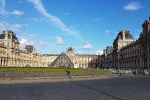 Carrousel du Louvre, Allée de Rivoli, St-Germain-l'Auxerrois, 1st Arrondissement, Paris, Ile-de-France, Metropolitan France, 75001, France
