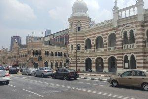 Jalan Sultan Hishamuddin, City Centre, 50000 Kuala Lumpur, Wilayah Persekutuan Kuala Lumpur, Malaysia