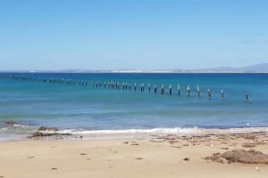 Old Pier Beach, Bentley Street, Bridport, Tasmania, Australia