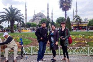 Sultan Ahmet Mahallesi, Kabasakal Caddesi No:4, 34122 Fatih/İstanbul, Turkey