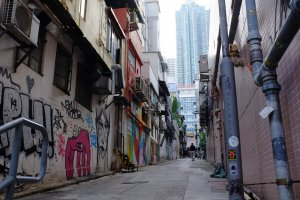 203 Hollywood Road, Tai Ping Shan, Hong Kong