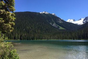Joffre Lakes Trail, Mount Currie, BC V0N 2K0, Canada