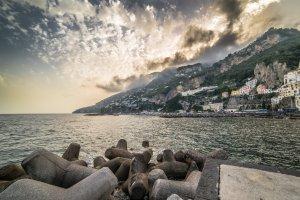 Via Lungomare dei Cavalieri, 46, 84011 Amalfi SA, Italy