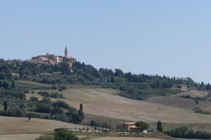 Photo taken at 53026 Pienza SI, Italy with Canon PowerShot SX230 HS