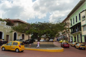 Avenida Eloy Alfaro, Panamá, Panama