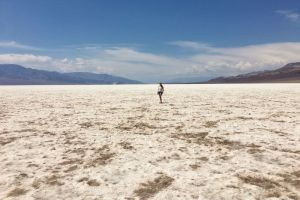 Badwater Road, Ashford Junction, Inyo County, California, United States