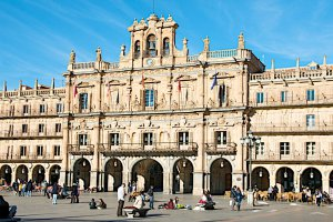 Plaza Mayor, 11-19, 37002 Salamanca, Salamanca, Spain