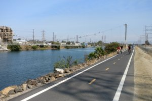 San Gabriel River Bike Trail, Seal Beach, CA 90740, USA