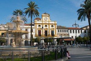 Plaza España, 1570, 06800 Mérida, Badajoz, Spain