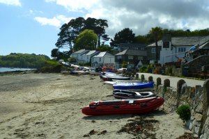 South West Coast Path, Falmouth, Cornwall TR11 5LB, UK