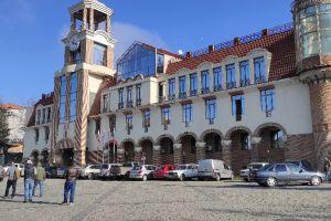 Sighnaghi City Hall, Irodion Evdoshvili St, Sighnaghi, Signagi Municipality, Kakheti, 4200, Georgia