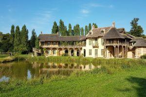 Grand Lac, Grange, Notre-Dame, Versailles, Yvelines, Ile-de-France, Metropolitan France, 78000, France
