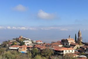 Terrace Panorama, Ketevan Tsamebulis street, Sighnaghi, Signagi Municipality, Kakheti, 383210, Georgia