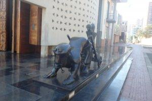 Queens Street, Johannesburg, 2000, South Africa