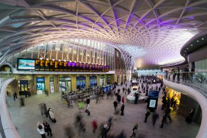 Kings Cross Station, Euston Road, Kings Cross, London N19 AL