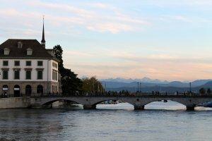 Rathausbrücke, 8001 Zürich, Switzerland