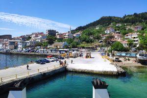 Kilitbahir Ferryboat Terminal, D550, Alçıtepe, Eceabat, Çanakkale, Marmara Region, 17900, Turkey
