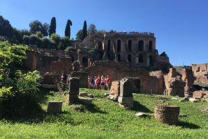 Roman Forum, Via di San Teodoro, Rione X Campitelli, Municipio Roma I, Rome, Roma Capitale, Lazio, 00184, Italy