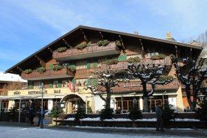 Promenade 54, 3780 Saanen, Switzerland