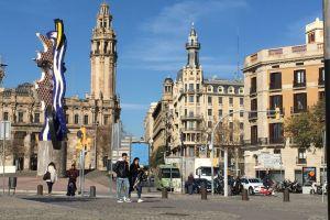 Moll d'Espanya, el Gòtic, Ciutat Vella, Barcelona, BCN, Catalonia, 08003, Spain