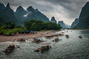 095 Xian Dao, Yangshuo Xian, Guilin Shi, Guangxi Zhuangzuzizhiqu, China