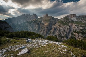 Photo taken at Parco naturale Tre Cime, Via Val Fiscalina, 34, 39030 Sesto BZ, Italy with Canon EOS 40D