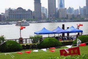 Yan An Dong Lu Sui Dao, Pudong Xinqu, Shanghai Shi, China