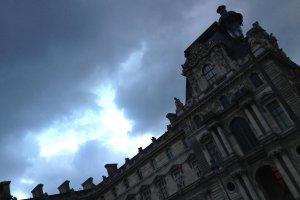 Cour Napoléon et Pyramide du Louvre, 75001 Paris, France