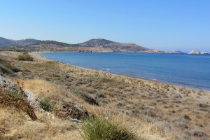 Photo taken at Unnamed Road, Lesvos 811 03, Greece with Canon PowerShot SX230 HS