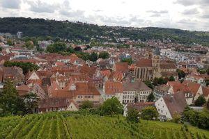 Esslinger Burg, Karl-Fuchs-Weg, Innenstadt, Esslingen, Landkreis Esslingen, Regierungsbezirk Stuttgart, Baden-Württemberg, 73728, Germany