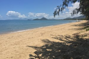 Photo taken at 97 Williams Esplanade, Palm Cove QLD 4879, Australia with Apple iPhone 6