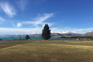 State Highway, Lake Tekapo 7999, New Zealand