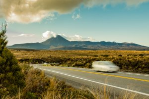 State Highway, Waiouru Military Area 4825, New Zealand