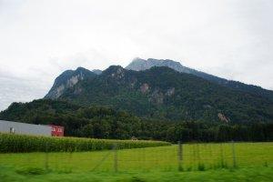Tauernautobahn, 5082, Austria