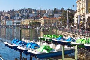 Riva Giocondo Albertolli 1, 6900 Lugano, Switzerland