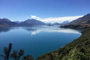 Photo taken at Glenorchy-Queenstown Rd, Mount Creighton 9371, New Zealand with Apple iPhone 6