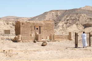 Esna - Edfo, Egypt