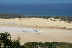Great Sandy National Park, Cornwells Break Road, Fraser Island QLD 4581, Australia