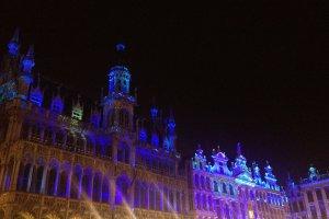Grand Place, Grand Place 4, 1000 Ville de Bruxelles, Belgium