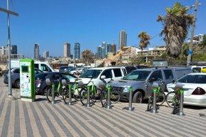 Zelda Shne'orson Mishovski Street, Tel Aviv-Yafo, Israel