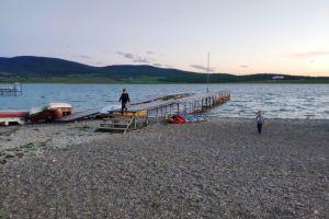 Bazaleti Lake, შ 65, Chanadirtkari, Dusheti Municipality, Mtskheta-Mtianeti, 1800, Georgia